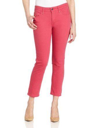 Levi's Women's Mid Rise Ankle Skinny Pant, Sunfaded Tulip, 6 Medium Dockers. $44.99