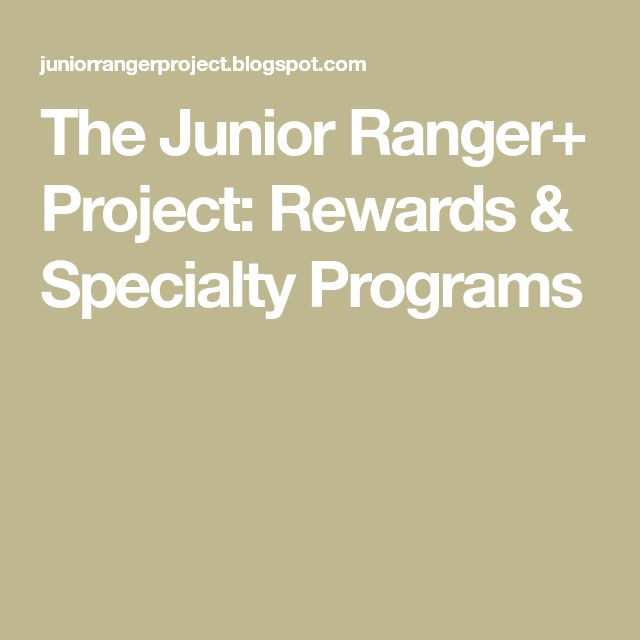 25 best junior ranger program images on Pinterest National parks - park ranger resume