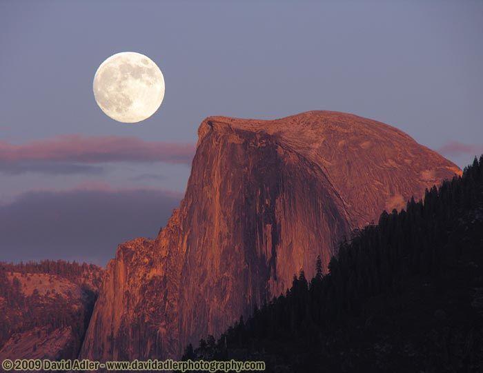 Half Dome in Yosemite: A01 Halfdomemoon Jpg 700 541, Yosemite Moon, Long Time, Yosemite National Park, National Parks, Full Moon, Half Domes, Yosemite Half, Domes Yosemite