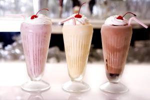 Milkshake trio - Sandra O'Claire/E+/Getty Images