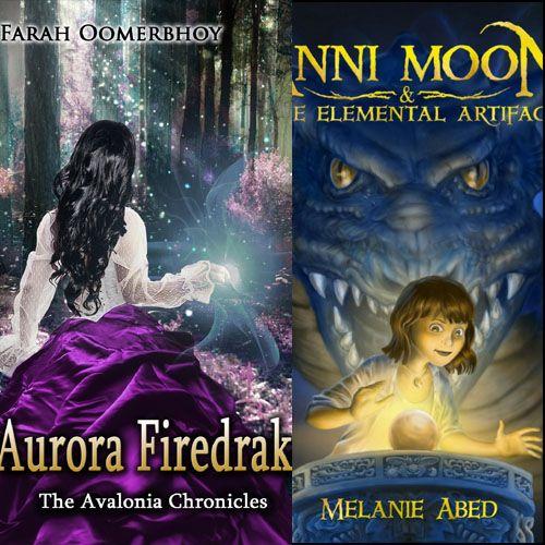 Covers for Aurora Firedrake and Anni Moon | Wattpadres! | Wattpad