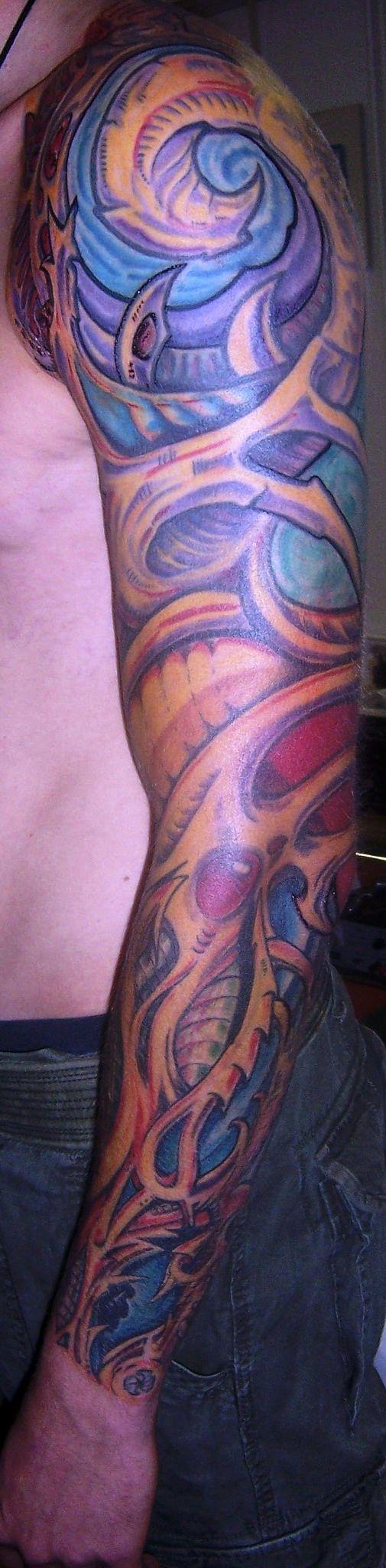 https://flic.kr/p/BALWce | Black and Grey Tattoo | black and grey tattoo, zwart grijs tattoos, Zwart en grijs tatoeages | www.popo-shoes.nl