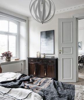 Large stylish flat - via Coco Lapine Design blog