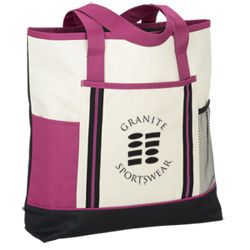 Spend your weekend with this promotional bag!