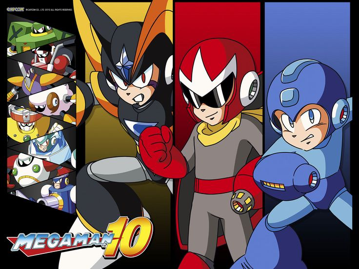 Mega Man 9 y 10 ya son retrocompatibles en el Xbox One