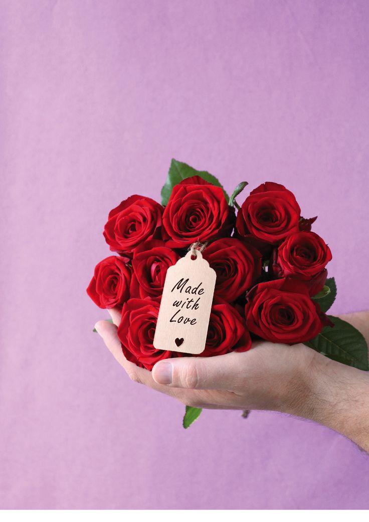 Custom Made opportunities for al your flowers and plants at Broekhof #Broekhof #packaging #flowers #Custommade #florist