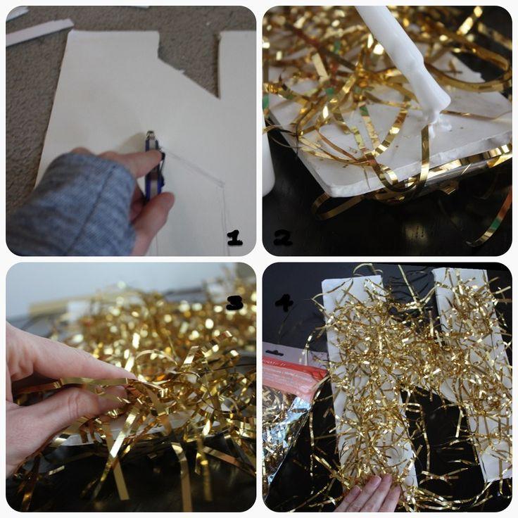 New Years Eve Party Sign — DIY Ideas | Kristi Murphy