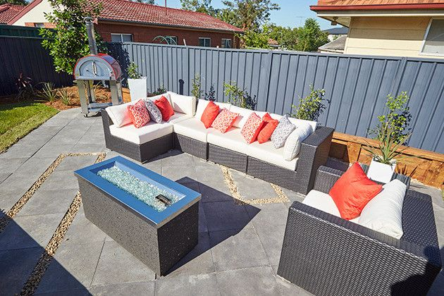 Exteriors Reveal: NSW Backyard - Photos - House Rules - Official site