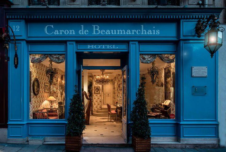 Hotel CARON DE BEAUMARCHAIS SITE OFFICIEL - Hotel Marais Paris