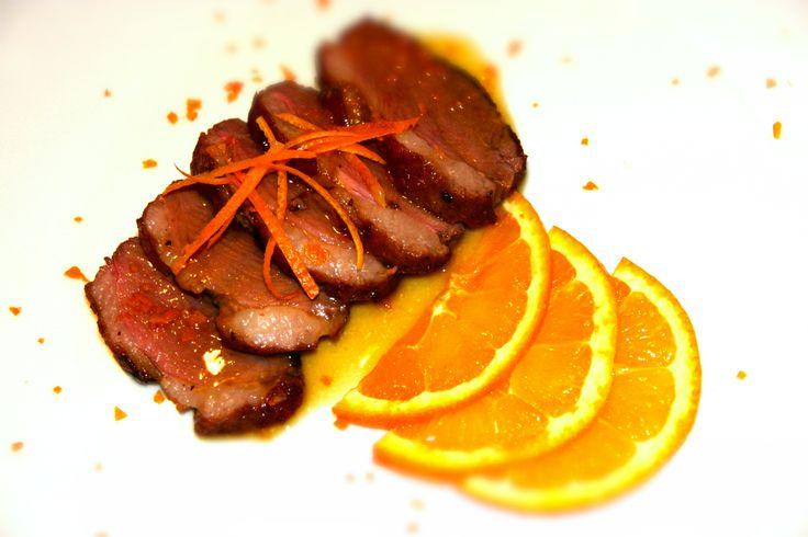 I piatti di Chef e Cultura  Anatra all'arancia