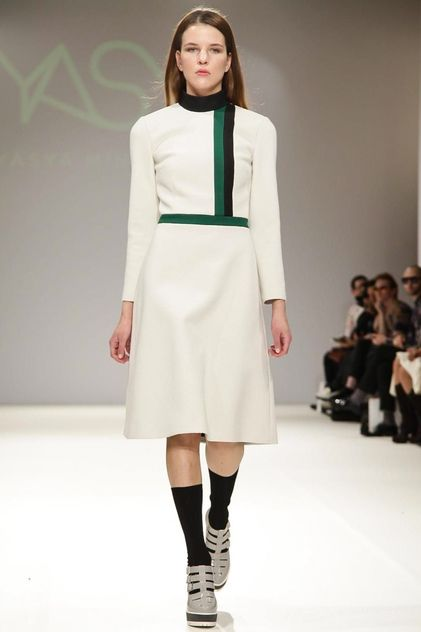 Kiev Fashion Days Showcase Ready To Wear Fall Winter 2014 London - NOWFASHION
