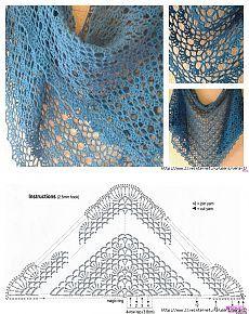 Crochet Xale