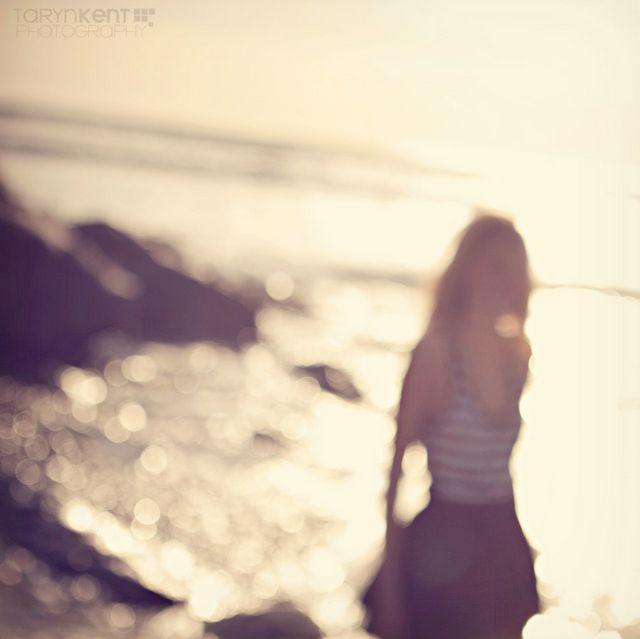 Ethereal girl ....