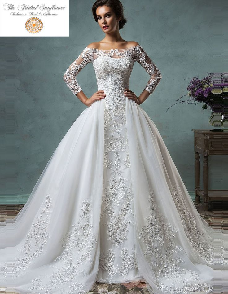 105 Best 2017 Wedding Dresses INSPO Images On Pinterest