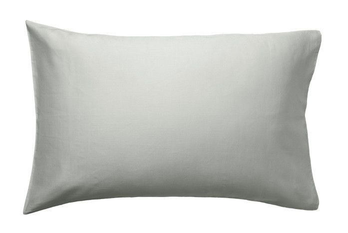 Smokey Green Pillow Cases from ELSON