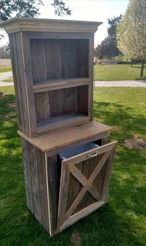 DIY Scheune Holzprojekte, die Sie zu Hause machen können