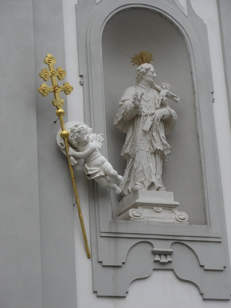Kirche Mariahilf, Vienna