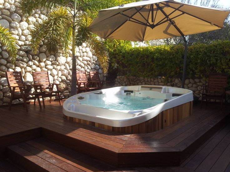 Jacuzzi exterior 10 ideas espectaculares para tu terraza