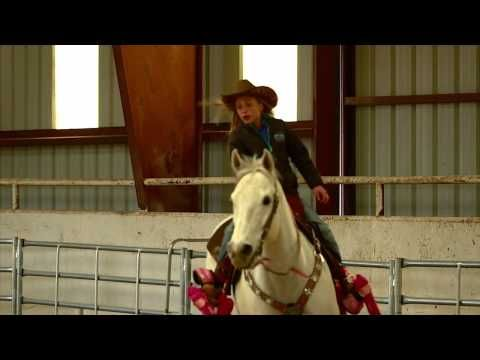 Third Grade Barrel Racing Prodigy Competes for Million Dollar Prize - Horse Collaborative
