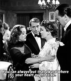 Bette Davis And Anne Baxter - All About Eve (1950)