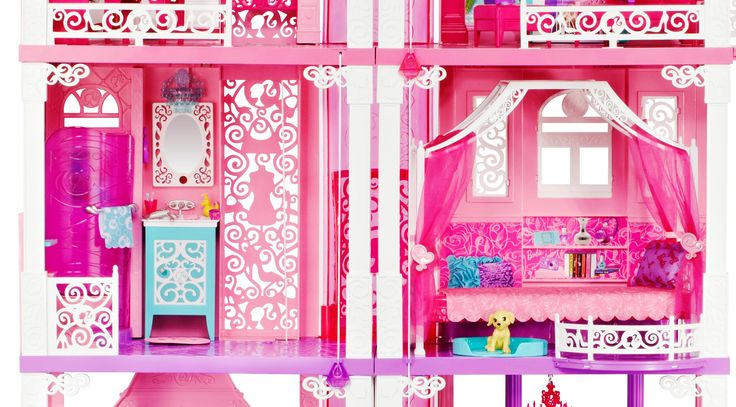 Amazon.com: Barbie Dream House: Toys & Games