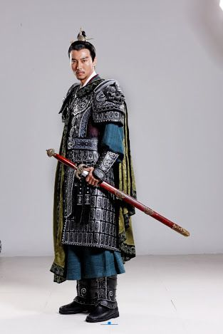 Warrior of Silla Dynasty, Korea