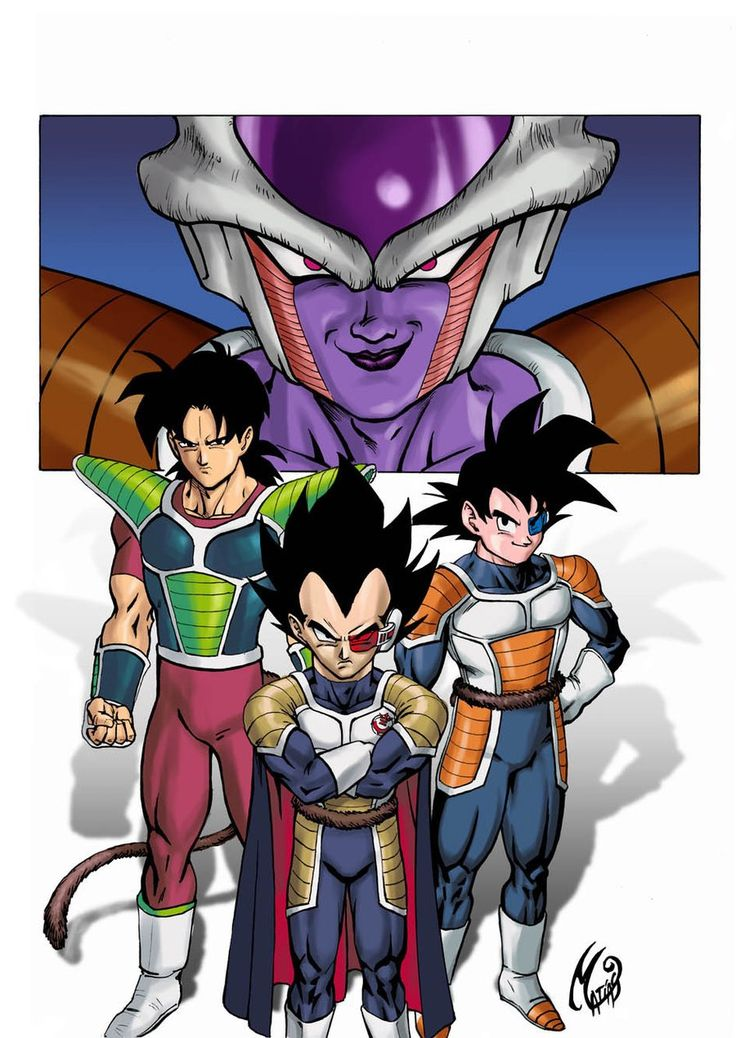 How Old Dragon Ball Z