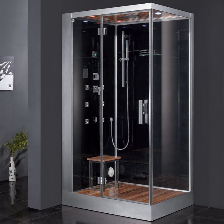 20 best Steam Showers / Shower Panels images on Pinterest | Bathroom ...