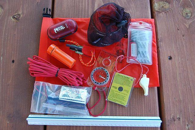Lightweight Survival Kit