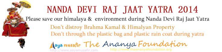 Nanda Devi Raj Jaat Yatra 2014 - Aaya Musafir