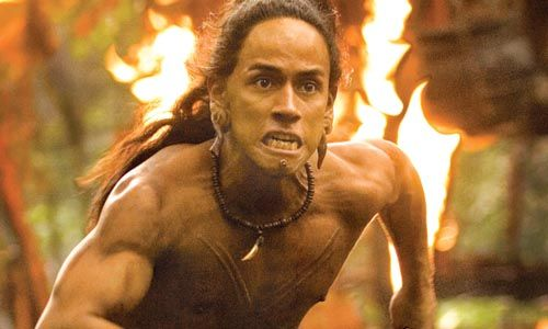 Mel Gibson's bloody Apocalypto argues some empires are better than ...