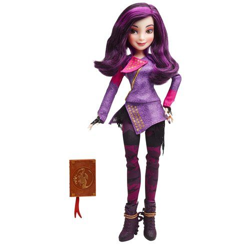 Superb Disney Descendants Mal Doll Isle of the Lost Now At Smyths Toys UK! Buy Online Or Collect At Your Local Smyths Store! We Stock A Great Range Of Disney Descendants At Great Prices.