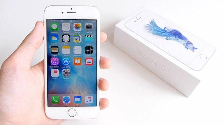 El iPhone 6s es el smartphone más popular del mundo
