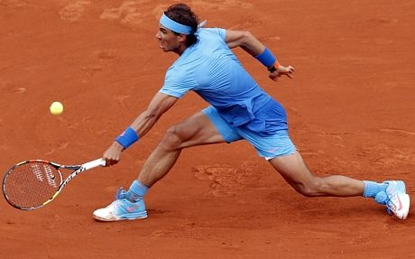 Rafael Nadal - French Open 2015: