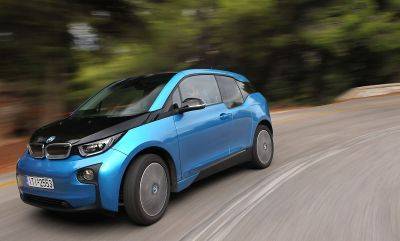 BMW i3 94Ah by drive.gr