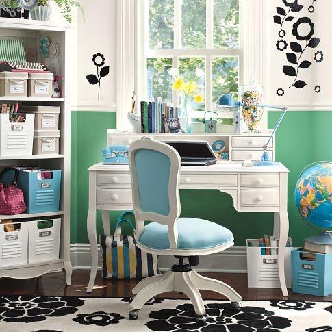 Ooh La La Swivel Chair Cute Desk Chair White Desk Chair Girls