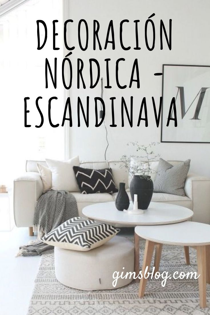 Decoracion Nordica Escandinava