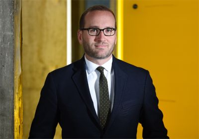 Human Rights Campaign's Chad Griffin