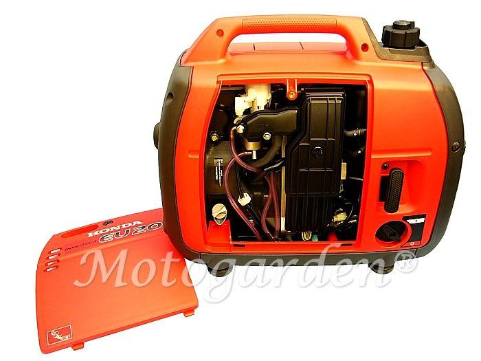 I generatori Honda EU a valigetta sono utili per alimentare apparecchiature elettroniche sosfisticate, il meglio per ogni professionista o hobbista. Ottimi per il camper.