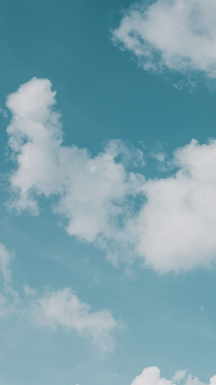 22 Iphone Wallpapers For People Who Live On Cloud 9 Blueaesthetic