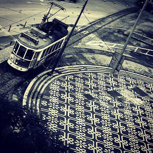 tram. portugal