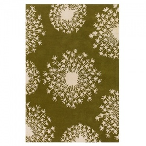 i love this dandelion rug