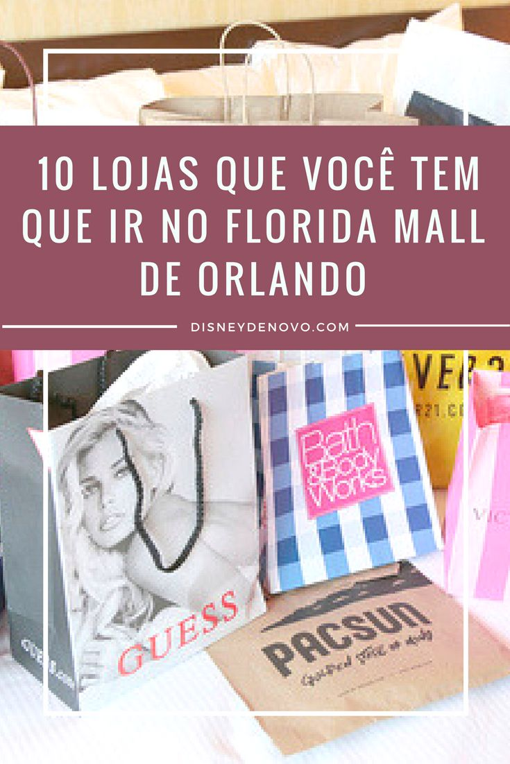 Orlando, compras em Orlando, dicas de compras, florida Mall, shopping Florida Mall, lojas florida Mall, shopping de Orlando, compras, Orlando trip