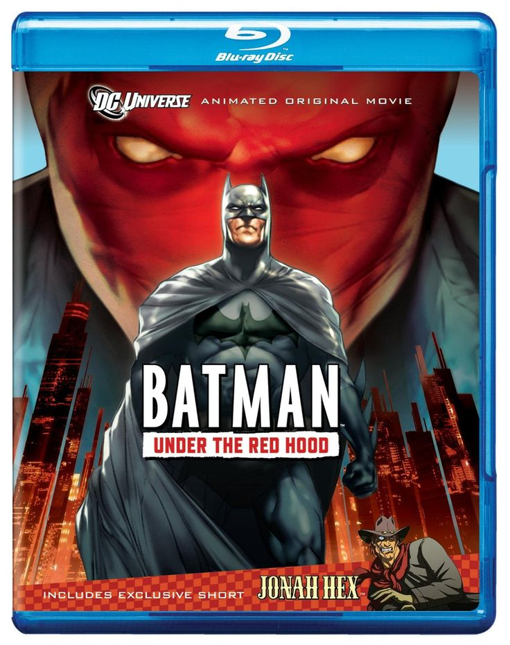 Batman: Under the Red Hood (2010) ($14.99) - And very well done with excellent voice acting and a great animation style. - This is one of the best batman animation movies I've seen. - If you have read enough comic book history,then you will have no problem following this movie. http://www.amazon.com/exec/obidos/ASIN/B003ITZBVI/hpb2-20/ASIN/B003ITZBVI