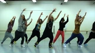 'Turn Up The Music' Chris Brown choreography by Jasmine Meakin (Mega Jam), via YouTube.