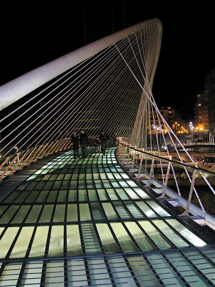 Bilbao Spain Incredible bridges Best 25