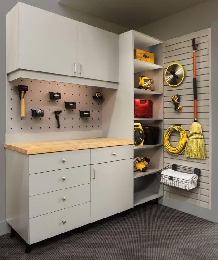 Les 10 Erreurs A Ne Pas Commettre Avant De Debuter Vos Travaux De Peinture In 2020 Garage Organizers Shelving Small Garage Organization Garage Storage Shelves