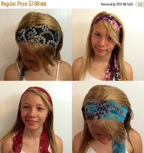 Bohemian head wrap, head scarf, turban headband, headband, brown, head wrap, convertible headband, bun wrap