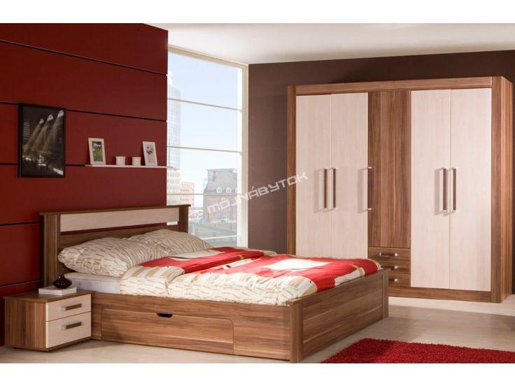 Nápaditá spálňa ROYAL je tou správnou voľbou pre každú modernú domácnosť.
