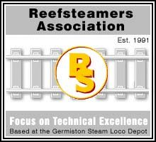 Reefsteamers - Johannesburg's Professional Steam Train Operator